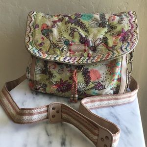Sakroots Convertible Boho Backpack or Crossbody
